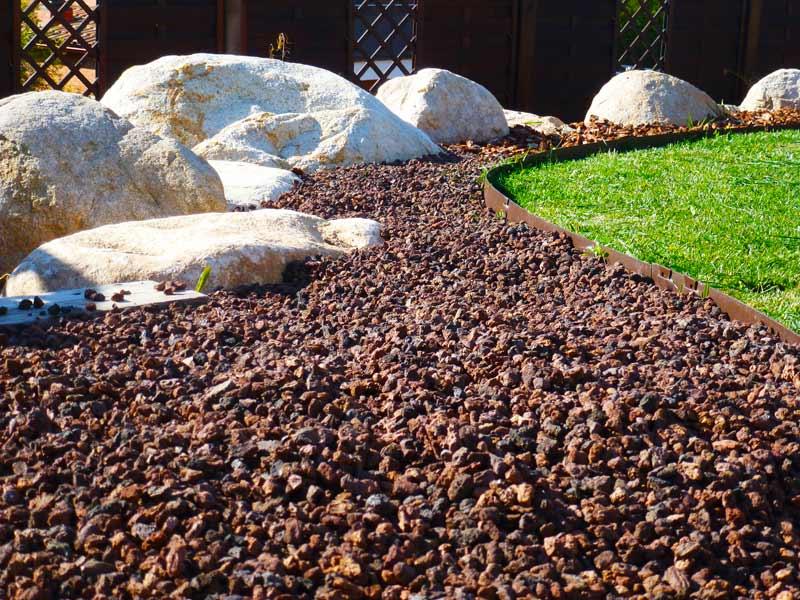 Tierra volcanica aplicacion 1 jardi pond mayoristas en Materiales para jardineria
