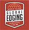 Logotipo Global edging