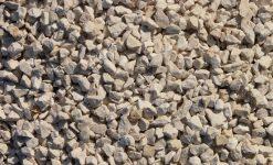 Triturado mármol marfil