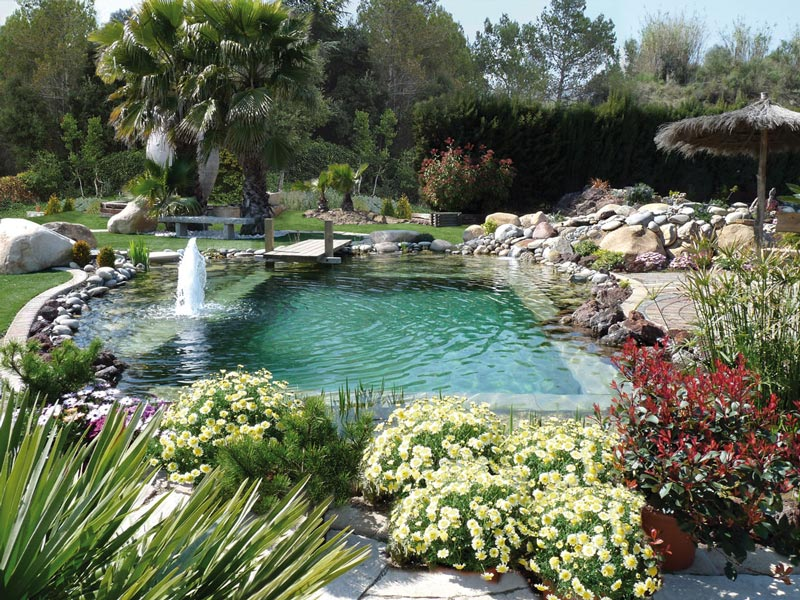 Biopool jardi pond mayoristas en materiales para jardiner a - Jardi pond terrassa ...