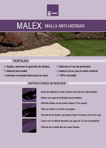 Instrucciones de Montaje Malex