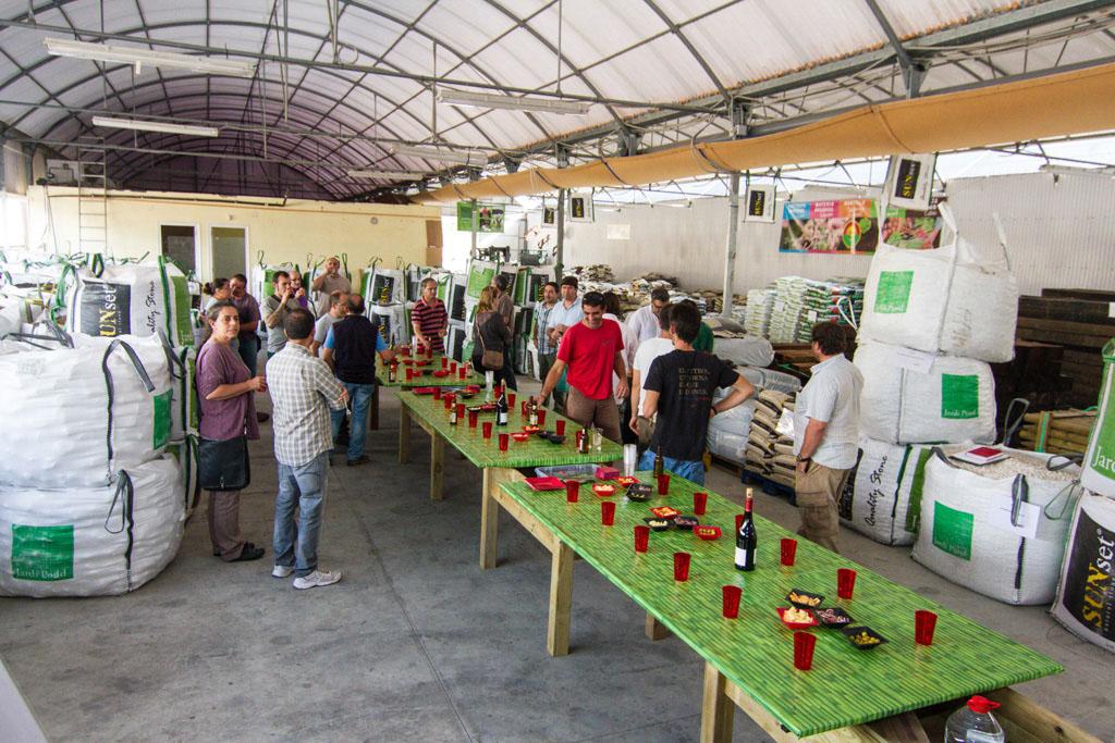 Cursos y presentaciones jardi pond mayoristas en for Productos jardineria barcelona