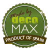 Made by Decomax. Fabricado en España