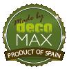 Made by Decomax. Fabricado en España