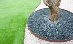 Borduline perfil flexible de acero global edging - Jardi pond terrassa ...