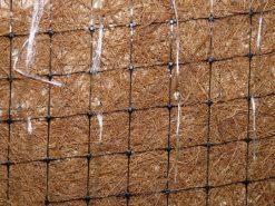 COCOMAN couverture en fibre de coco 100% organique