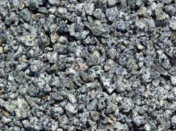 Triturado granito