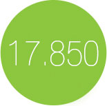 17.850 Puntadas m2