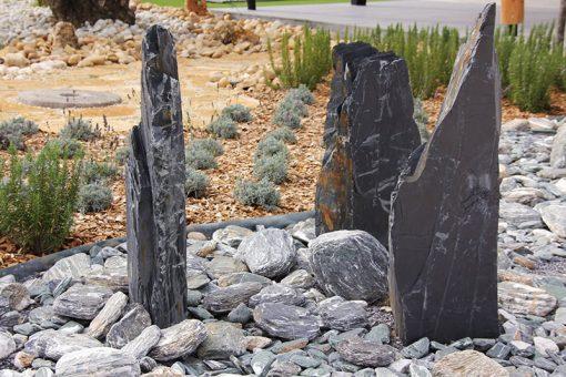Monolithes en ardoise