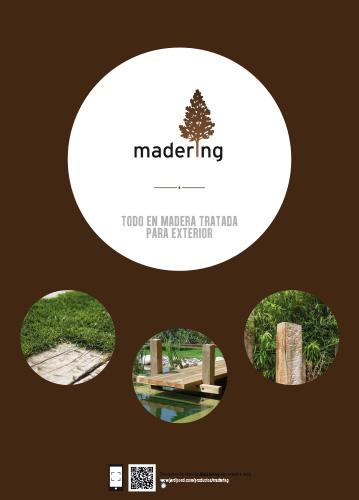 Catálogo Madering