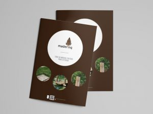 Catálogo de madera natural Madering