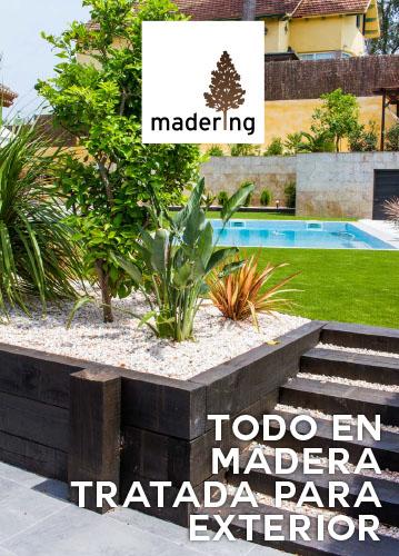 Portada Catálogo Madering