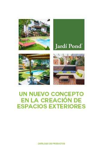 Catálogo general de Jardí Pond