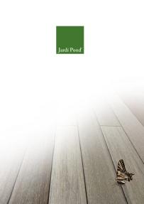 Nuevo catálogo de productos de Jardí Pond